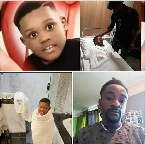 Belgique: Fabrice bat à mort son beau-fils de 5 ans sansraison!