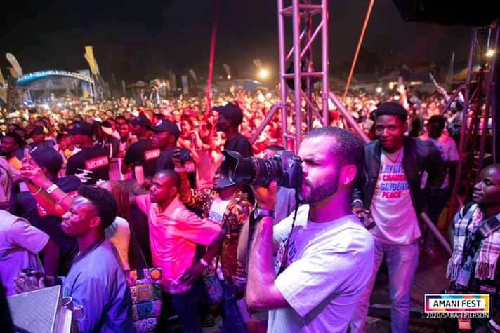 Goma : La 8ème édition du Festival Amani attendue du 04 au 06 juin2021