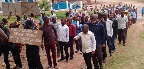 Rdc-EPSP-Ituri: Les enseignants décrètent la suspension  des cours sur tout les territoirenational