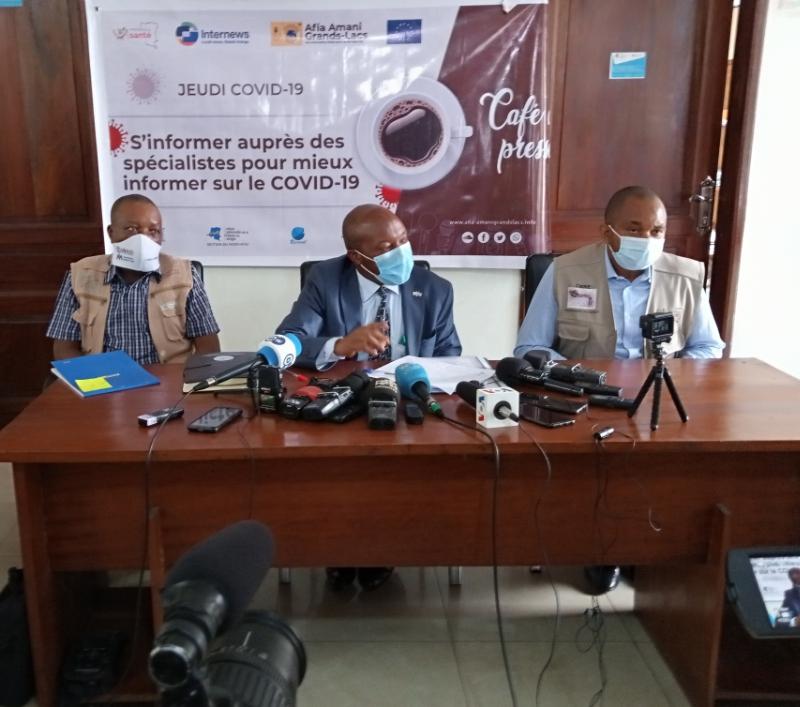 Nord-Kivu : La campagne de vaccination contre Covid-19 fixée au 1er maiprochain