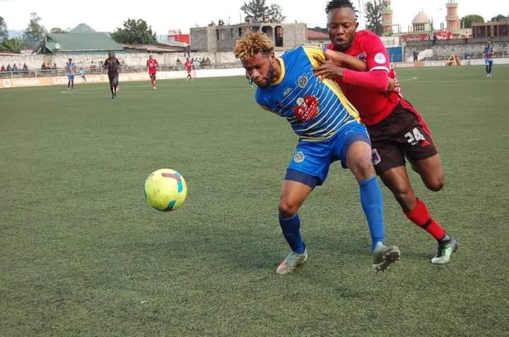 Vodacom Ligue 1: Lupopo laisse sa peau devant Dauphin Noir à Goma(0-1)