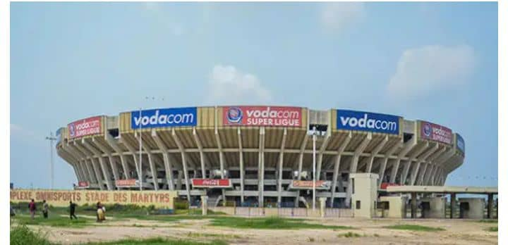 RDC- Sport : Aucun match des éliminatoires de la coupe du monde ne se jouera au stade de martyrs ( ConstantOmari)