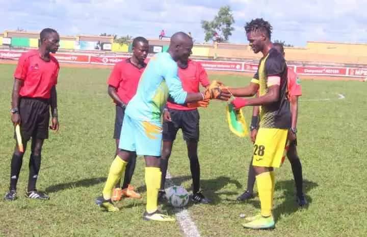 Vodacom Ligue 1: V. Club arrache un nul face à Maniema Union(0-0)